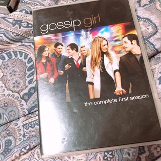 ♡Gossip girl season one (アメリカ版)DVD(TVドラマ)