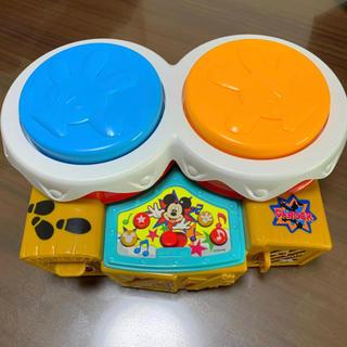 タカラトミー(Takara Tomy)のミッキーおしゃべりボンゴ(知育玩具)