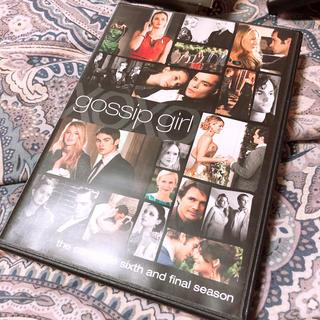 ♡Gossip girl final season(アメリカ版)DVD(TVドラマ)