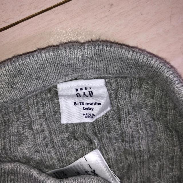 babyGAP(ベビーギャップ)の☆美品☆  70cm baby GAP ニットレギンス キッズ/ベビー/マタニティのベビー服(~85cm)(パンツ)の商品写真