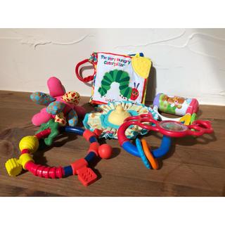 あかちゃんのおもちゃ6点セット(知育玩具)