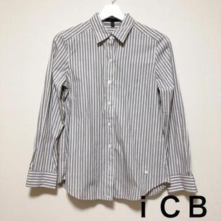 アイシービー(ICB)のiCB ストライプ シャツ(シャツ/ブラウス(長袖/七分))