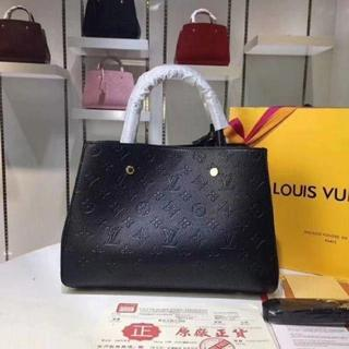 LOUIS VUITTON - LOUIS VUITTON ルイヴィトン手提げ袋クロスボデ