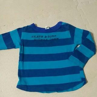 エフオーキッズ(F.O.KIDS)の処分 F.o.kids 80サイズ ロングTシャツ(Tシャツ)