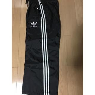 adidas - adidas  ウインドブレーカーパンツ Mサイズ 黒