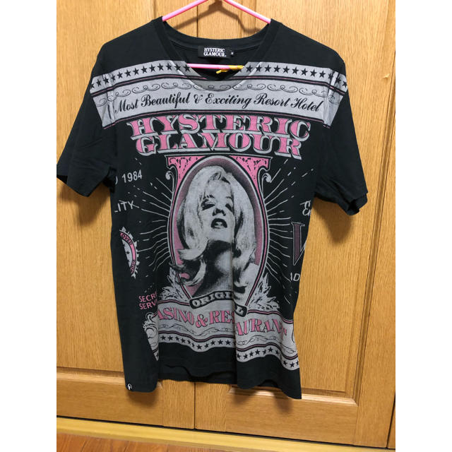 HYSTERIC GLAMOUR(ヒステリックグラマー)のマセラティ様 専用です。 メンズのトップス(Tシャツ/カットソー(半袖/袖なし))の商品写真