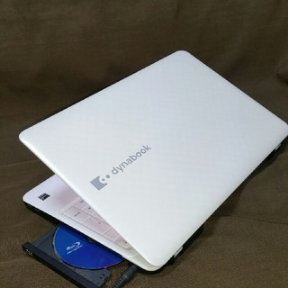 東芝 - 高スペック i5/ダイナブック/ブルーレイ/最新Windows10