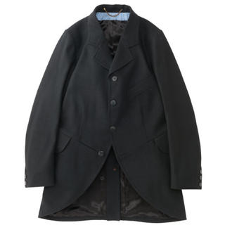 VISVIM - visvim ASCOT MORNING COAT (WOOL/LINEN)