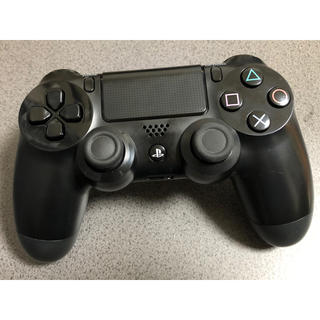 PlayStation4 - PS4 DUALSHOCK4 コントローラー CUH-ZCT1J 美品動作良好