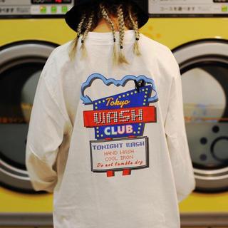 新品未使用 TOKYO WASH CLUB  MOTEL(Tシャツ(長袖/七分))