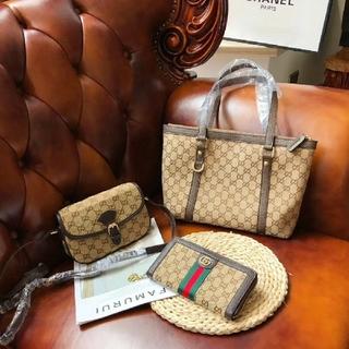 Gucci - 大人気 ハンドバッグ ショルダーバッグ 財布 セット