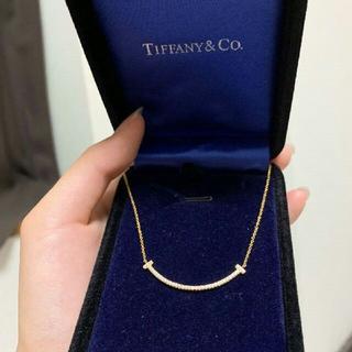 Tiffany & Co. - TIFFANY&Co.T スマイル ネックレス