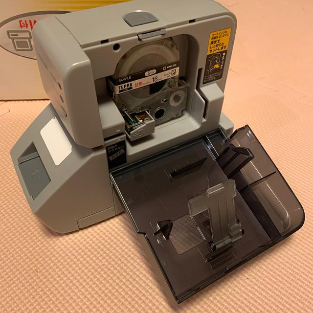 テプラ sr3900p