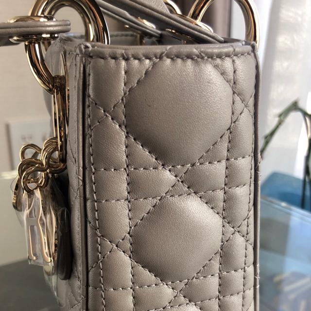 Dior(ディオール)の新品未使用 dior バッグ レディースのバッグ(ハンドバッグ)の商品写真