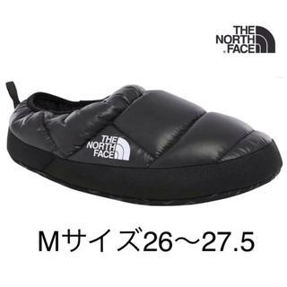 THE NORTH FACE - ノースフェイス ミュール サンダル スリッパ ブラック ヌプシ ブーツ