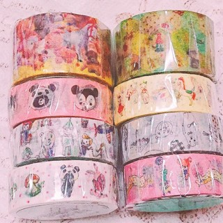 franche lippee - フランシュリッペ★マスキングテープ 8巻 ⑦
