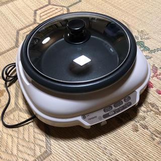 【未使用・古品】電気グリル鍋