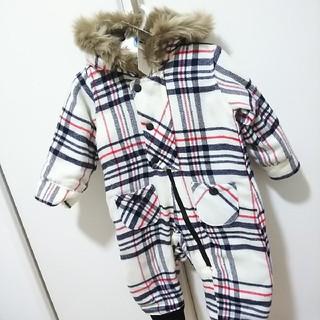 新品♥80 暖かいカバーオール ジャンパー