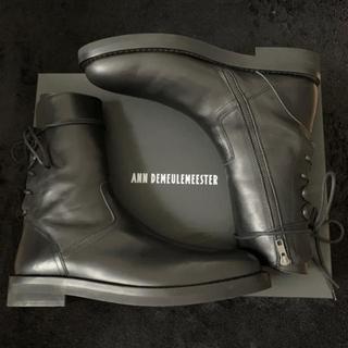 Ann Demeulemeester - 【最終値下げ】ANN DEMEULEMEESTER バックレースブーツ