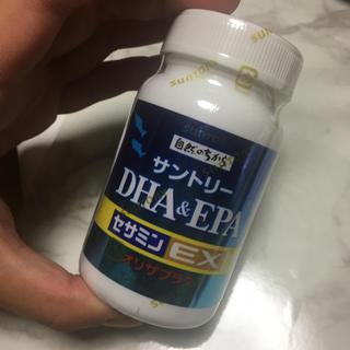 サントリー(サントリー)のサントリー DHA&EPA セサミンEX  180粒(その他)