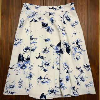 INGNI - INGNI 花柄スカート 膝丈