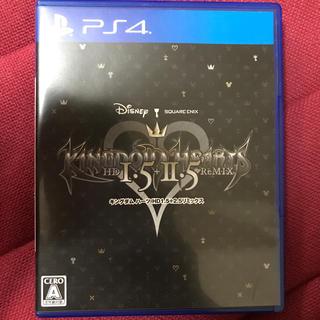 PlayStation4 - キングダムハーツ1.5+2.5