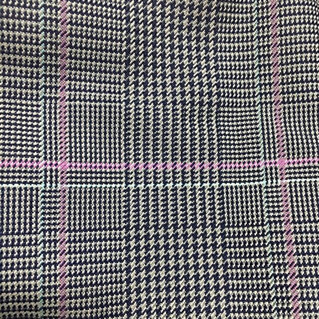 Mystrada(マイストラーダ)のタグ付き新品 Mystrada チェックフレアスカート 0 レディースのスカート(ひざ丈スカート)の商品写真