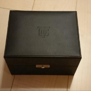 ティファニー(Tiffany & Co.)の【TIFFANY】ティファニー☆時計ケース 新品未使用☆ギフトボックス付き(腕時計)