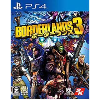 PlayStation4 - ボーダーランズ3 通常版