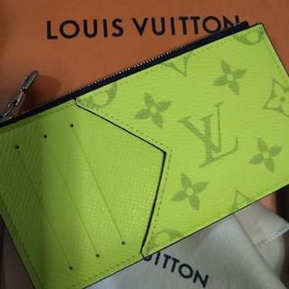 LOUIS VUITTON - 希少! ルイ ヴィトン カードフォルダー イギリス 直営店購入  新品 未使用