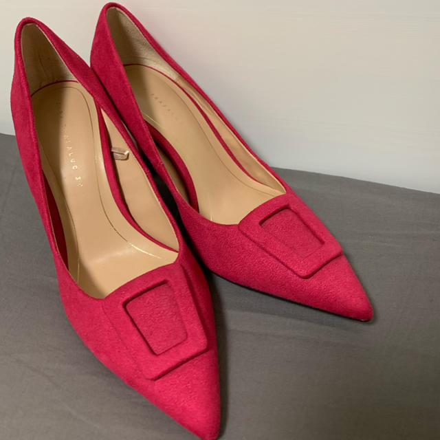 ZARA(ザラ)のヒール レディースの靴/シューズ(ハイヒール/パンプス)の商品写真