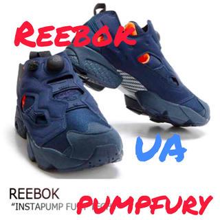 リーボック(Reebok)のReebok instapump PUMP FURY インスタポンプ フューリー(スニーカー)
