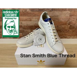 adidas - 【海外限定】Stan Smith Blue Thread 【新品未使用】