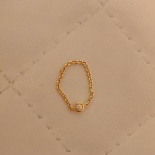 ディオール(Dior)のクリスチャン ディオール Dior ミミウィ mimioui リング (リング(指輪))