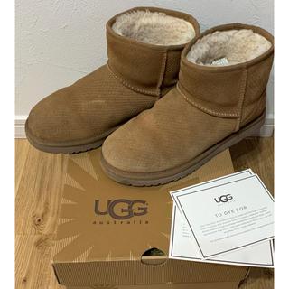 アグ(UGG)のUGGアグ●ムートンブーツ クラシックミニ CLASSIC MINI (ブーツ)