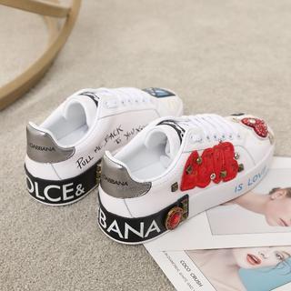 ドルチェアンドガッバーナ(DOLCE&GABBANA)のDolce&Gabbana  スニーカー(スニーカー)