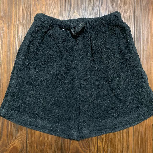 GRAMICCI(グラミチ)のGramicci ショートパンツ 冬用 黒 レディースのパンツ(ショートパンツ)の商品写真