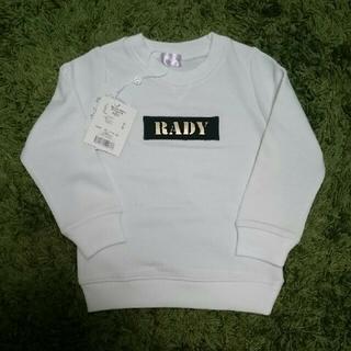 レディー(Rady)の最終お値下げ☆ちびRedyトレーナー(Tシャツ/カットソー)