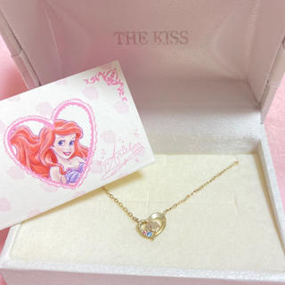 THE KISS - THE KISS♡アリエル♡ネックレス