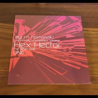 【価格変更、未開封】浜崎あゆみ Hex Hector(ポップス/ロック(邦楽))