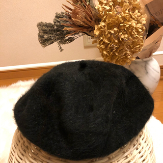 casiTA - ファー ベレー帽
