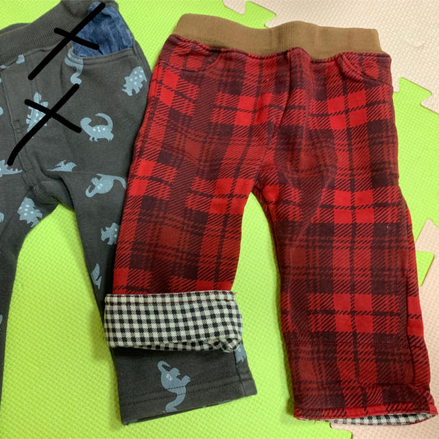 kladskap(クレードスコープ)のクレードスコープ 80男の子5点セット キッズ/ベビー/マタニティのベビー服(~85cm)(パンツ)の商品写真