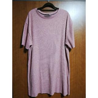 ザラ(ZARA)の★Tシャツワンピ★(Tシャツ(半袖/袖なし))