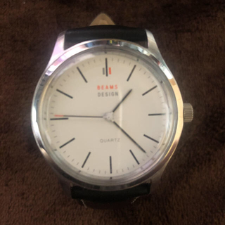 ビームス(BEAMS)のbeams design 腕時計(腕時計(アナログ))