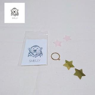 スメリー(SMELLY)の【美品】SMELLY スメリー リング 指輪 12号(リング(指輪))