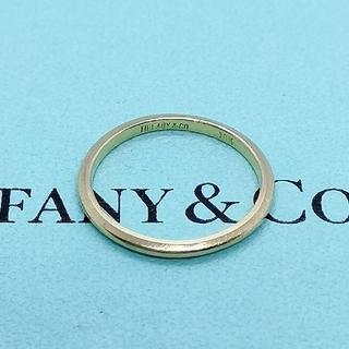 ティファニー(Tiffany & Co.)のTiffany&Co ティファニー ナイフエッジ リング 12号 18K(リング(指輪))