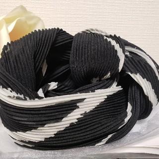 イッセイミヤケ(ISSEY MIYAKE)のISSEY MIYAKE me スカーフ マフラー(バンダナ/スカーフ)