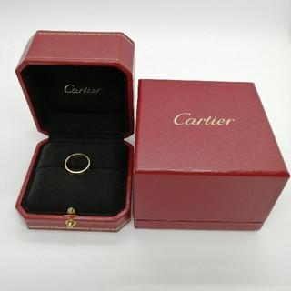カルティエ(Cartier)のCartier カルティエ ミニラブリング 18KYG 6号(リング(指輪))