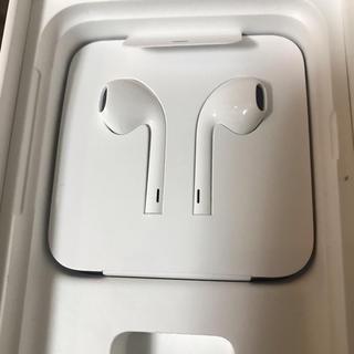 Apple - アイホン 純正 イヤホン