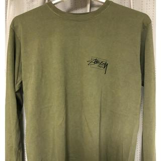 ステューシー(STUSSY)のSTUSSY  ステューシー ロングTシャツ(Tシャツ/カットソー(七分/長袖))